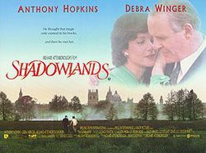 Shadowlands (1993 film) - UK theatrical release poster