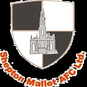 Shepton Mallet F.C. - Image: Shepton Mallet F.C. logo