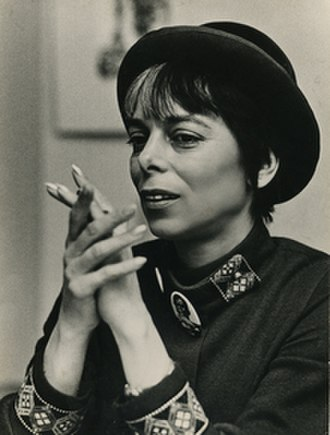 Shirley Clarke - Clarke in 1970