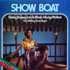 Show Boat (1959 cast album)
