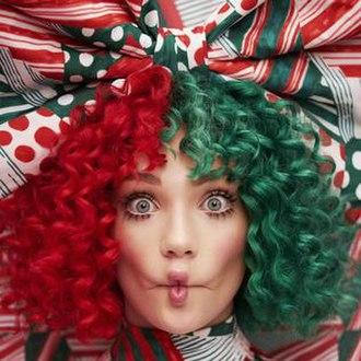 Everyday Is Christmas (album) - Image: Sia Everyday Is Christmas