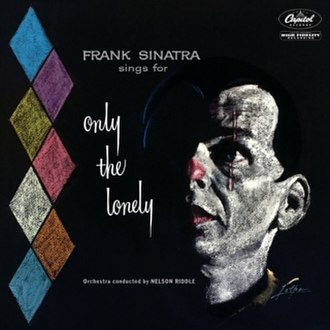 Frank Sinatra Sings for Only the Lonely - Image: Sinatraonlythelonely