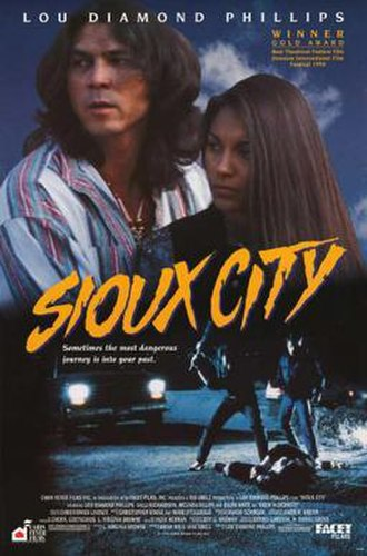 Sioux City (film) - Image: Sioux City Film Poster