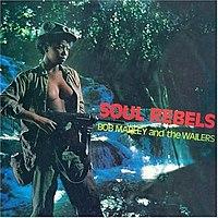 Soul Rebels cover