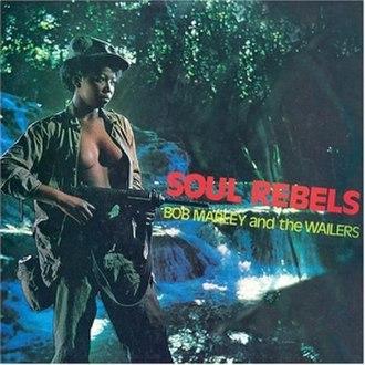 Soul Rebels - Image: Soul Rebels CD Cover