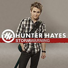 Storm Warning (Hunter Hayes song - cover art).jpg