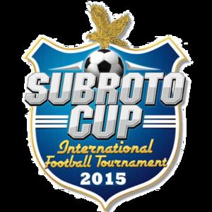 Subroto Cup - Image: Subroto Cup Logo