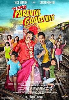 <i>The Super Parental Guardians</i> 2016 Filipino film