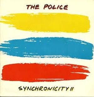 Synchronicity II - Image: Synchronicity II The Police (Brazilian Cover Art)