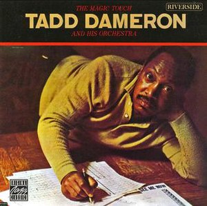 The Magic Touch (Tadd Dameron album) - Image: Tadd Dameron album The Magic Touch