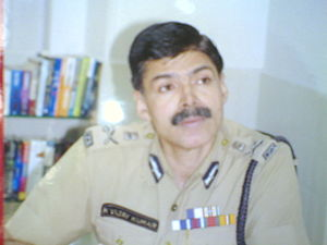 Tamil Nadu police officer