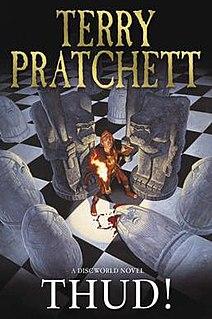 <i>Thud!</i> book by Terry Pratchett