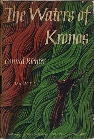 The Waters of Kronos - First US edition