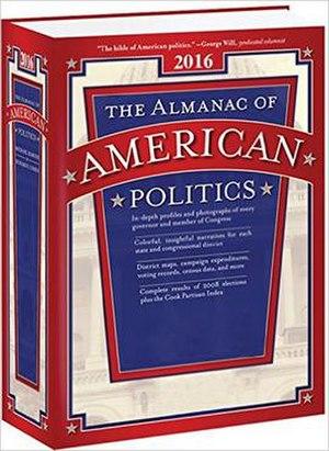 The Almanac of American Politics - Image: The Almanac of American Politics