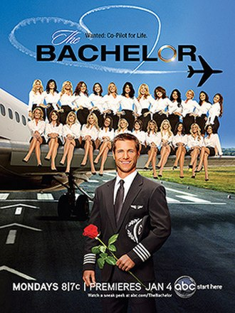 The Bachelor (season 14) - Promotional poster