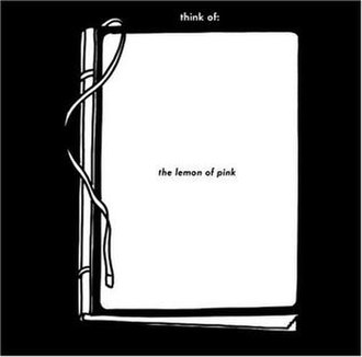 The Lemon of Pink - Image: The Books The Lemon of Pink
