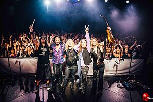 The Dead Daisies - Image: The Dead Daisies Tour 2016