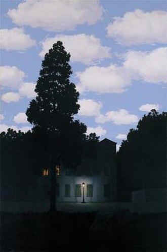 The Empire of Light - Image: The Empire of Light Guggenheim