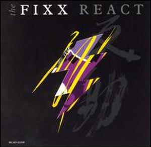 React (The Fixx album) - Image: The Fixx React