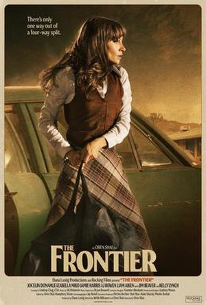 The Frontier (2015 film) - Image: The Frontier Shai poster