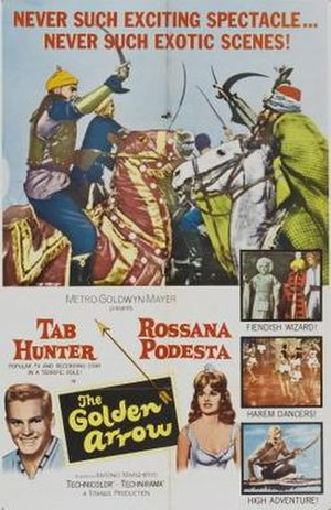 The Golden Arrow (1962 film) - Image: The Golden Arrow (1962 film)