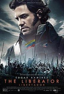 <i>The Liberator</i> (film) 2013 film