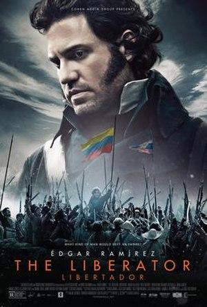 The Liberator (film) - Film poster