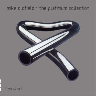 The Platinum Collection (Mike Oldfield album) - Image: The Platinum Collection