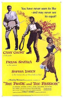 La Fiereco kaj La Suferado - Poster.jpg