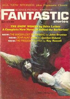 The Snow Women short story by Fritz Leiber Junior