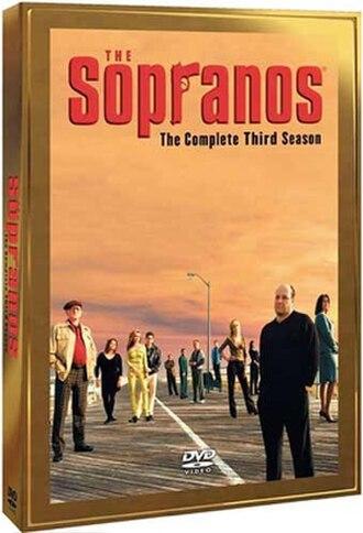The Sopranos (season 3) - Image: The Sopranos S3 DVD