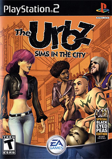 The Urbz - Sims in the City Coverart.png