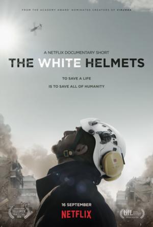 The White Helmets (film) - Film poster
