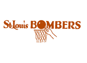 St. Louis Bombers - Image: The logo of the St. Louis Bombers NBA team