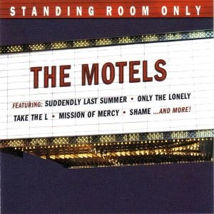 Standing Room Only (The Motels album) - Image: The motels Standing cd