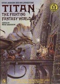 <i>Titan</i> (Fighting Fantasy book)