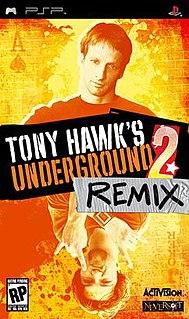<i>Tony Hawks Underground 2: Remix</i> 2005 video game