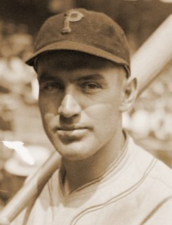 Pie Traynor American baseball player, broadcaster, and manager