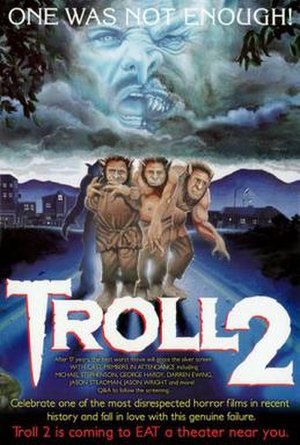 Troll 2 - Re-release poster