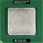 A Tualatin core Celeron 1200 MHz (Tualeron) (FC-PGA2 package)