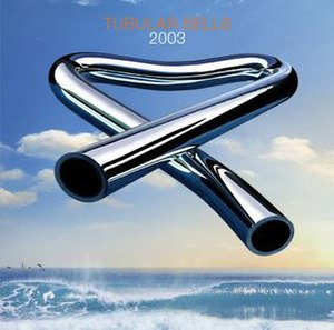 Tubular Bells 2003 - Image: Tubular Bells 2003 CD Front Cover