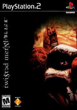 Twisted Metal: Black - Image: Twisted Metal Black