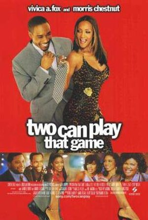 Two Can Play That Game - Theatrical release poster