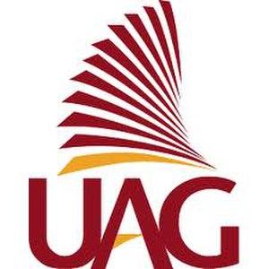 Universidad Autónoma de Guadalajara - Image: UAG logotype