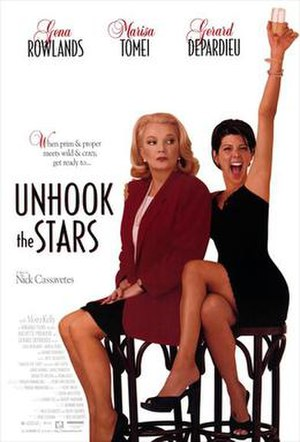 Unhook the Stars - Theatrical release poster