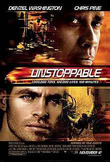 Unstoppable (2010) Bluray Subtitle Indonesia