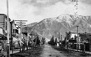 Upland in 1906.