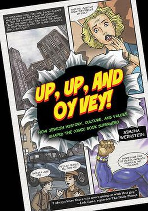Up, Up and Oy Vey - Image: Upupoyvey
