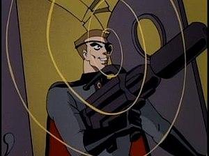 Count Vertigo - Vertigo as depicted on Batman: The Animated Series.