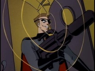 Count Vertigo - Vertigo as depicted on Batman: The Animated Series.